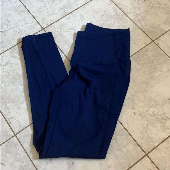 Victoria S Secret Pants Jumpsuits Vs Sport Knockout Legging W Side Pockets Poshmark